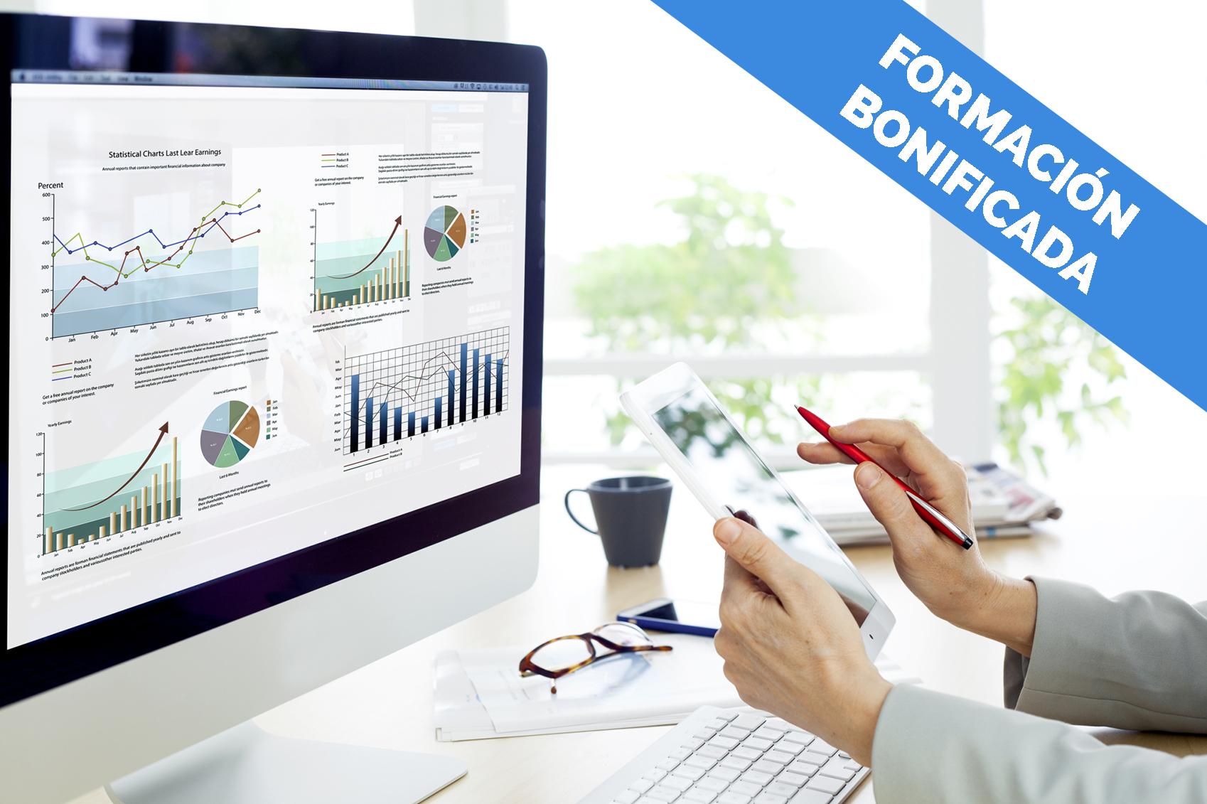 Creación de Informes en Microsoft Excel (FB)